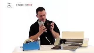Funcionamiento de la Cortadora Express | ProtectionPro™ de Madico®