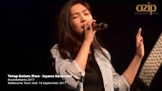 Tetap Dalam Jiwa - Isyana Sarasvati (Soundsekerta 2017, Melbourne Town Hall)