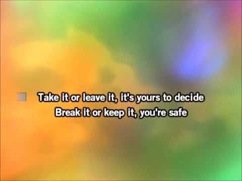 Borrow My Heart- Taylor Henderson- Karaoke