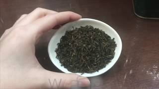 copy of Black tea earl grey floral video