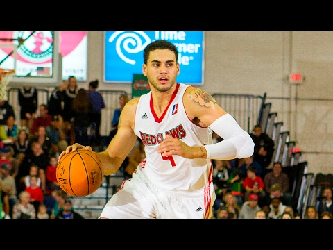 Abdel Nader 2017 NBA D-League All-Star Season Highlights