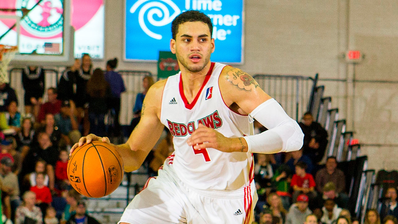 Abdel Nader 2017 NBA D-League All-Star Season Highlights - YouTube ba66d2875