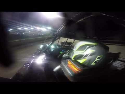 Dillon Buhr | Volusia Speedway Park | Heat Race 9-29-18