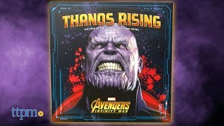 Avengers Infinity War Thanos Rising from USAopoly