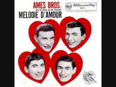 The Ames Brothers - Melodie D