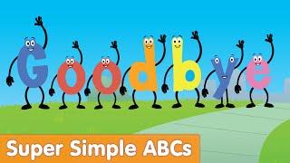 Скачать Goodbye A Goodbye Z Super Simple ABCs