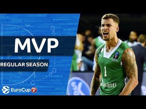 7DAYS EuroCup Regular Season MVP: Scottie Wilbekin, Darussafaka Istanbul