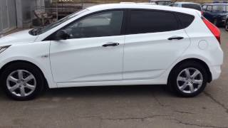Купить Хендай Солярис Hyundai Solaris 2014 г. с пробегом бу в Саратове Автосалон смотреть