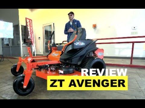 BadBoy ZT Avenger Review - Best Zero Turn For The Price??