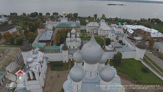видео Достопримечательности Ростова Великого