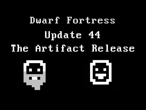 Dwarf Fortress 44.01 Update Gameplay 2017 - Joe and Al Look at the Artifact Release