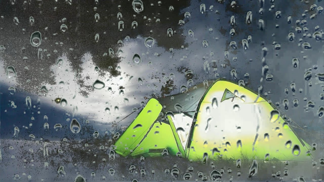 RAIN AND WIND ON A TENT. RAIN WIND SOUNDS. STORM SLEEP SOUNDS. FOR 12 HOURS ? & ? RAIN AND WIND ON A TENT. RAIN WIND SOUNDS. STORM SLEEP SOUNDS ...