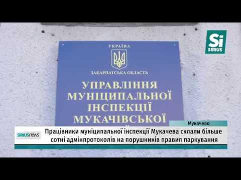Працівники муніципальної інспекції Мукачева склали більше сотні адмінпротоколів