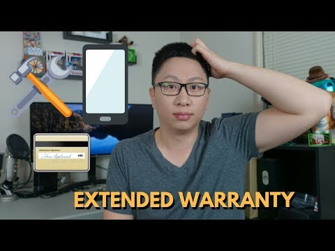 [ EXPIRED ] Credit Card Extended Warranty Overview (Amex, Chase, Discover, Everyone Else)