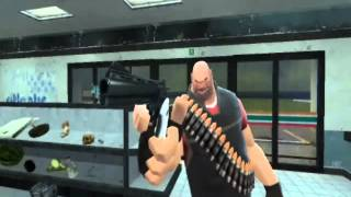 Heavy Goes to the Shop (or Heavy Rages Against the Machine)