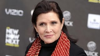 Carrie Fisher, 'Star Wars' Actress And Author, Dies At 60