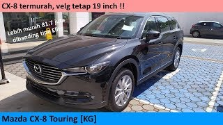 Mazda CX-8 Touring [KG] review - Indonesia