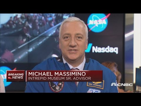 Nasdaq CEO on the new space race