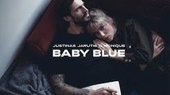 Justinas Jarutis & Monique - Baby Blue (Lyric Video)