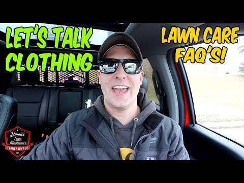 what-is-the-best-clothing-&-footwear-for-lawn-care?-►-lawn-care-tips-&-advice!