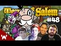 THE MAYOR-JESTER CONSPIRACY (Town of Salem QUAD FACECAM w/ The Derp Crew Ep. 48)