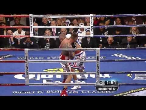 Mikkel Kessler vs Andre Ward 2009 11 21