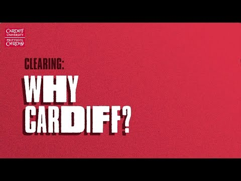 Clearing | Our Experience Of Cardiff | Cardiff University