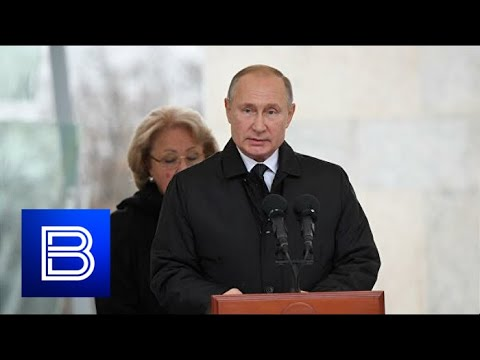 "Putin Speaks From Heart At Primakov Monument: ""He Saved Russia From Subservience And Collapse!"""