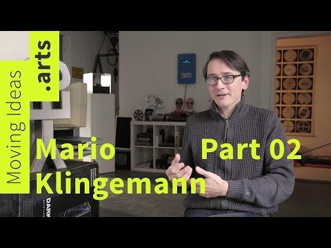 Moving Ideas.arts - Mario Klingemann - Part 02 of 03 [EN]