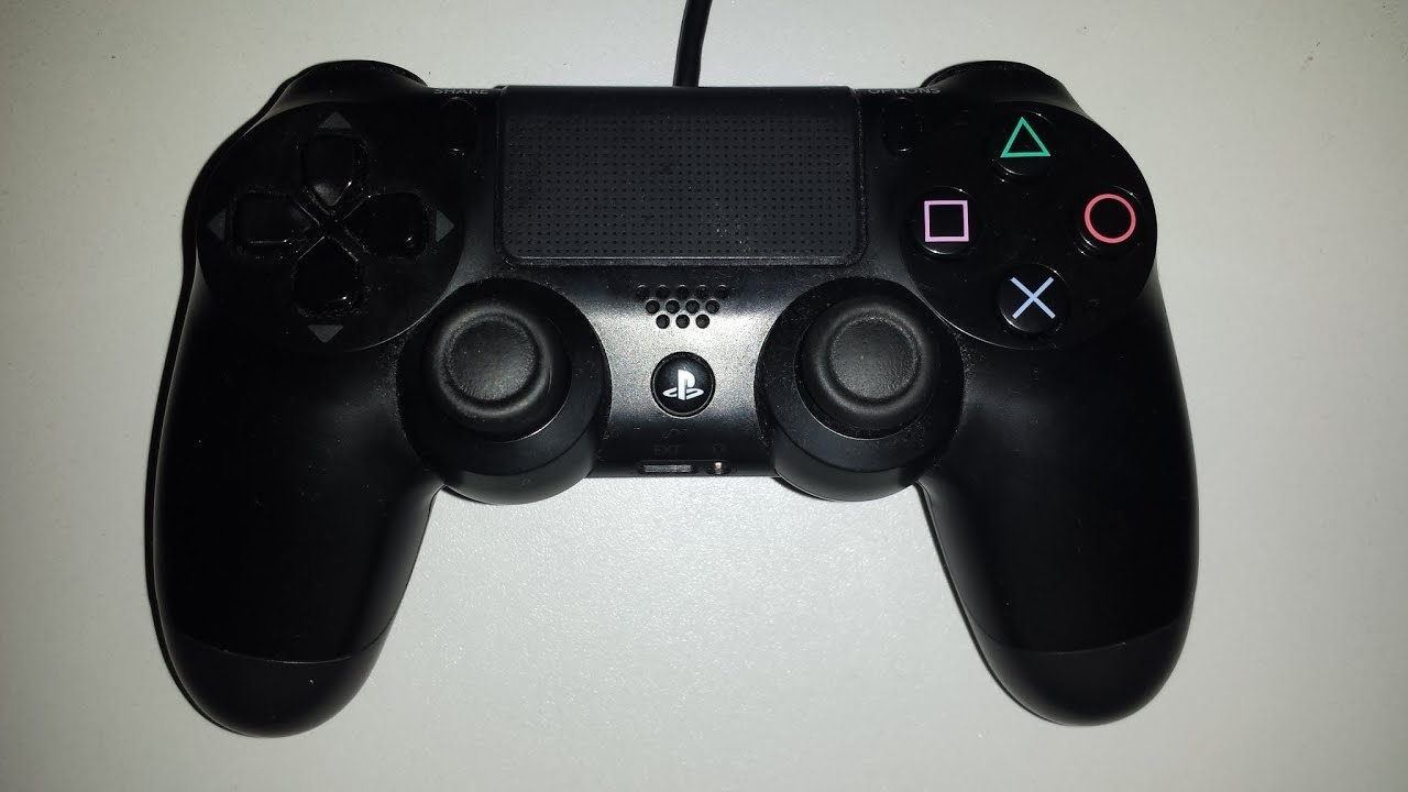 Ps4 Controller An Pc
