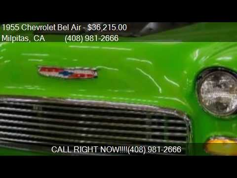 1955 Chevrolet Bel Air  for sale in Milpitas, CA 95035 at NB