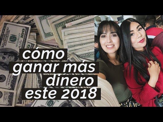 Cambia tu estado financiero este 2018 💰 ft. Mayra García