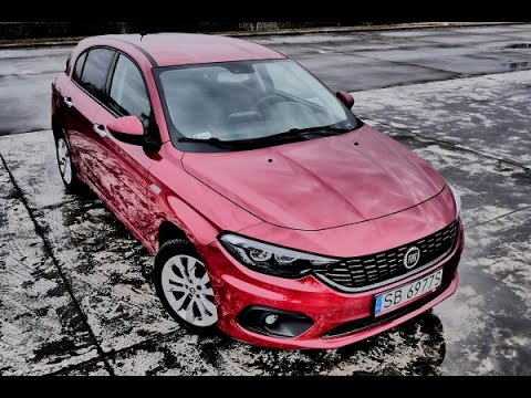 Fiat Tipo 1.4 T-Jet 120 KM Lounge