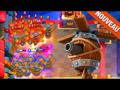 Thumbnail: Clash Royale NOUVEAU LA MACHINE VOLANTE EN VIDEO ! MISE A JOUR