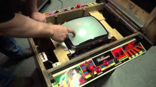 567 Williams DEFENDER Cocktail Table Arcade Video Game--Not Many Made! TNT Amusements