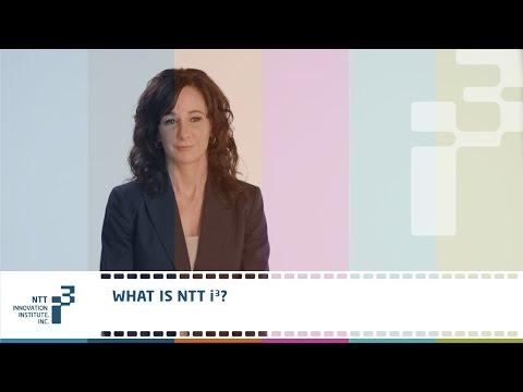 What is NTT i3?