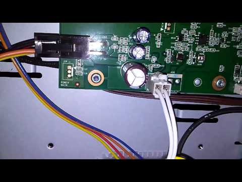 3D printer xyz davinci extruder not getting hot fuse blown and easy fix heater decoupled
