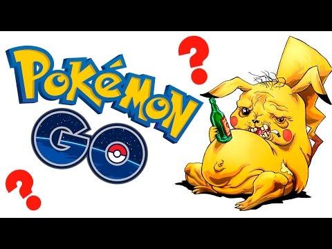 СТОИТ ЛИ ИГРАТЬ В ПОКЕМОН ГО   Pokemon Go дерьмо?