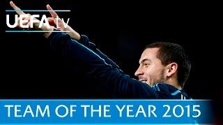 2015 Team of the Year nominees: Midfielders