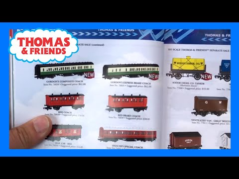 Bachmann Trains 2018 Catalog Wanted LIst