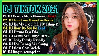 DJ TIKTOK TERBARU 2021 - DJ GEMES AKU x DIAMOND IN THE SKY FULL BASS VIRAL REMIX TERBARU 2021