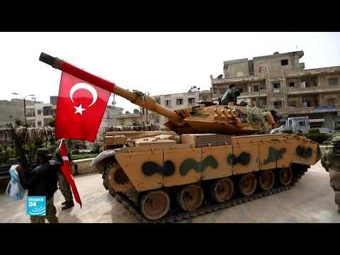 سوريا: عفرين تحت سيطرة القوات التركية والفصائل الموالية لها  - نشر قبل 2 ساعة