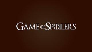 Game of spoilers