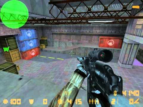 EL MEJOR PACK DE ARMAS PARA COUNTER STRIKE 1.6 No Steam 2014