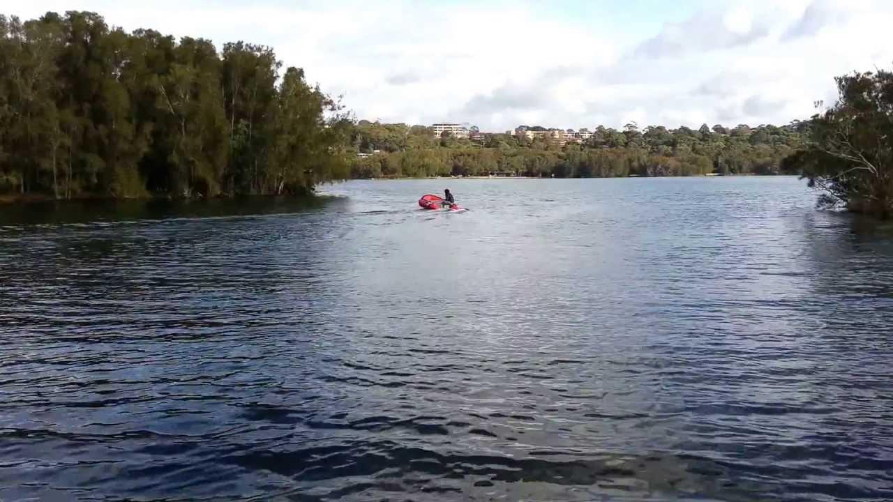 3 6M HEAVY DUTY BOAT + 3 6HP OUTBOARD MOTOR FOR FISHING