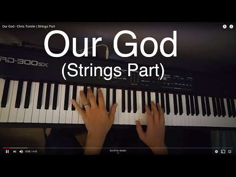 Our God Strings Part - B