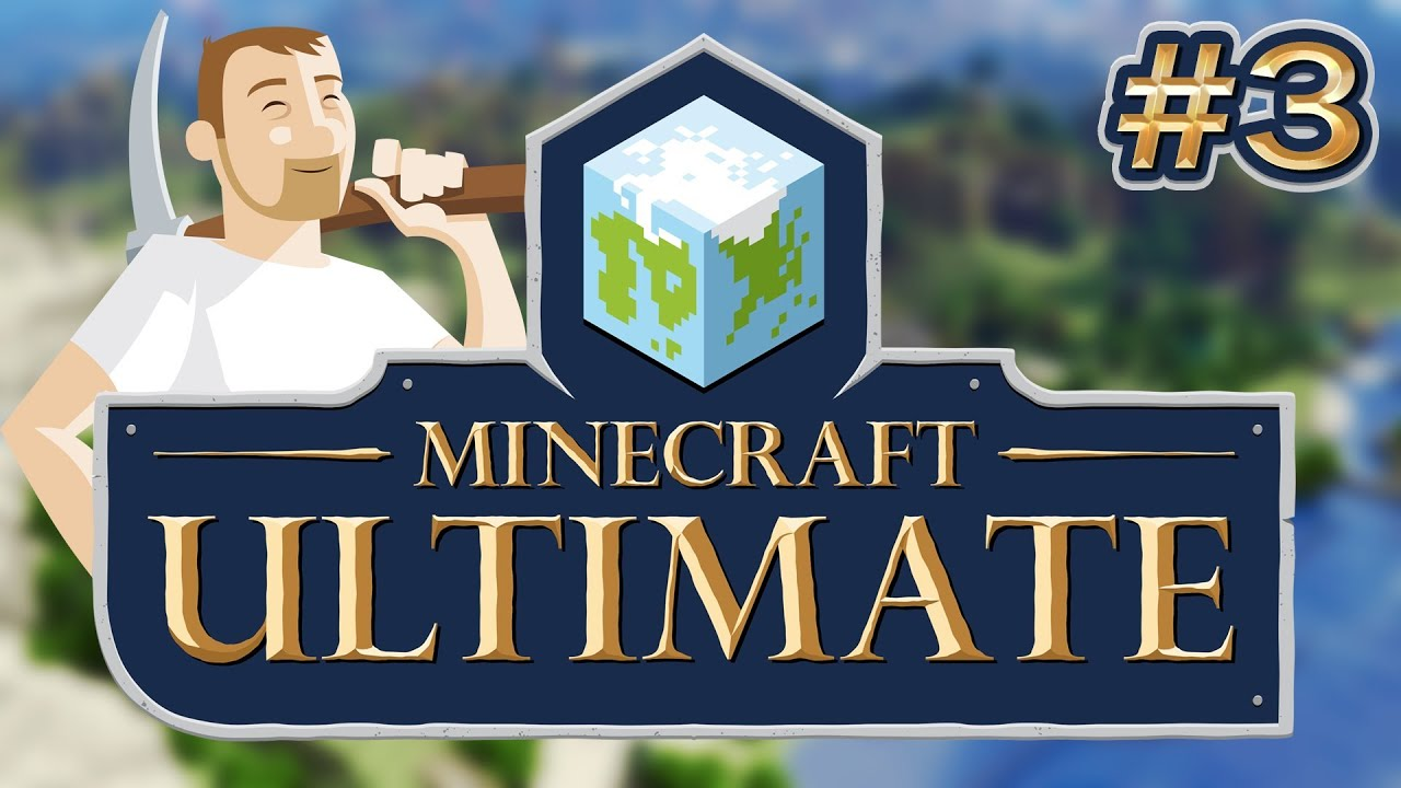 Minecraft Ultimate: Ep 3 - The New Living Quarters (Part 1) - Minecraft Ultimate: Ep 3 - The New Living Quarters (Part 1)