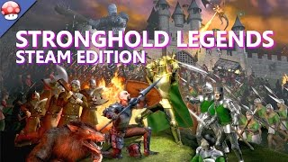 Stronghold Legends Steam Edition Gameplay (PC HD)