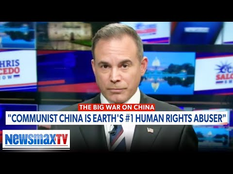 Communist China, Earth's number one human rights abuser | Chris Salcedo