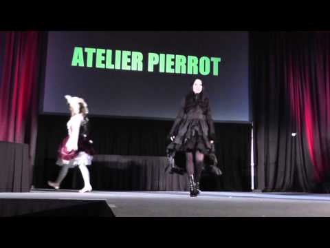 ATELIER PIERROT Fashion Show 2014